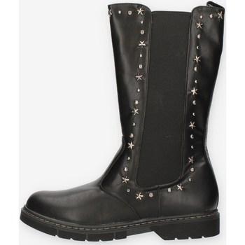 Cipők Lány Városi csizmák Café Noir C1434 Fekete