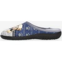 Cipők Női Mamuszok Clia Walk HAPPY Kék