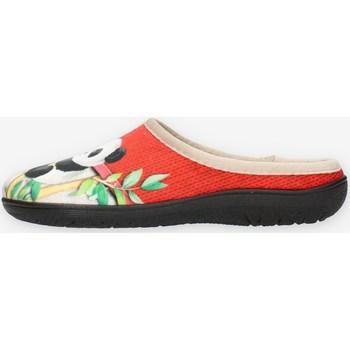 Cipők Női Mamuszok Clia Walk HAPPY Piros