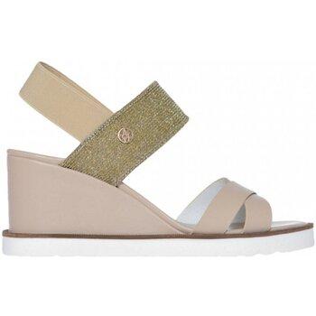 Cipők Női Szandálok / Saruk Armani jeans 925140 7P534 Bézs