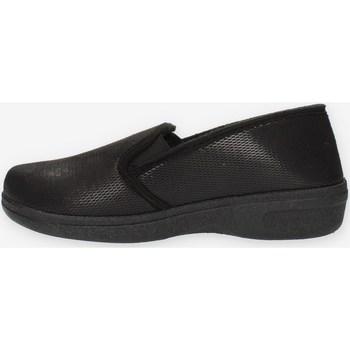 Cipők Női Mamuszok Clia Walk HOME62 Fekete