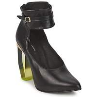 Cipők Női Félcipők Miista CRISTAL Fekete