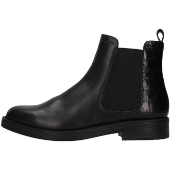 Cipők Női Csizmák Stonefly 216939 BLACK
