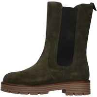Cipők Női Bokacsizmák Melluso R45341 GREEN