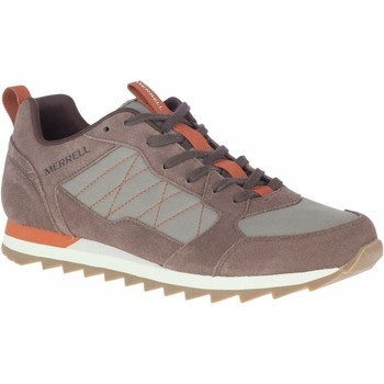 Cipők Férfi Rövid szárú edzőcipők Merrell Alpine Lila