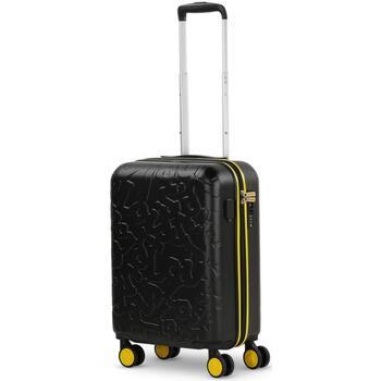 Táskák Keményfedeles bőröndök Lois Zion Fekete