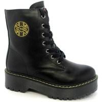 Cipők Női Oxford cipők & Bokacipők Lee Cooper LCJ21470663LA Fekete