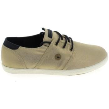 Cipők Rövid szárú edzőcipők Faguo Cypress C Beige Brillant Bézs