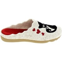 Cipők Női Mamuszok Boissy JH65504 Beige Bézs