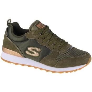 Cipők Női Rövid szárú edzőcipők Skechers OG 85 Barna