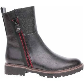 Cipők Női Csizmák Marco Tozzi 222543527229 Fekete
