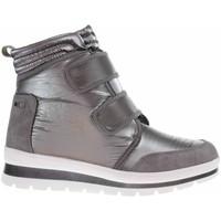 Cipők Női Magas szárú edzőcipők Caprice 992642427345 Ezüst