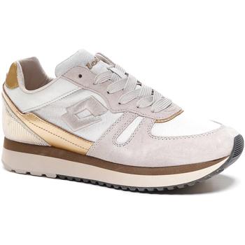 Cipők Női Rövid szárú edzőcipők Lotto 212420 Rózsaszín