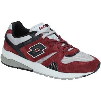 Cipők Férfi Rövid szárú edzőcipők Lotto T7387 Piros
