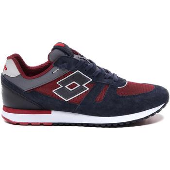 Cipők Férfi Rövid szárú edzőcipők Lotto L58233 Kék