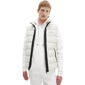 Ruhák Férfi Steppelt kabátok Calvin Klein Jeans K10K107877 Bézs