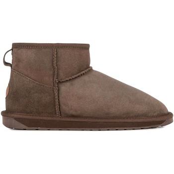 Cipők Női Csizmák EMU W10937 Barna