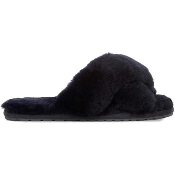 Cipők Női Mamuszok EMU W11573 Fekete