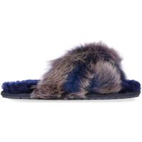 Cipők Női Mamuszok EMU W12378 Kék