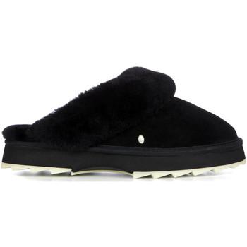 Cipők Női Mamuszok EMU W12650 Fekete