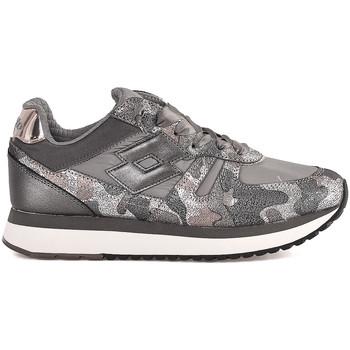 Cipők Női Divat edzőcipők Lotto T7437 Szürke