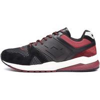 Cipők Férfi Divat edzőcipők Lotto 212394 Fekete