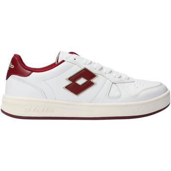 Cipők Férfi Divat edzőcipők Lotto L58229 Fehér