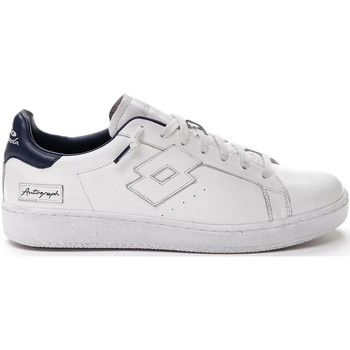 Cipők Férfi Divat edzőcipők Lotto 214020 Fehér