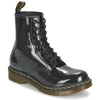 Cipők Női Csizmák Dr Martens 1460 W Fekete