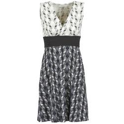 material Női Rövid ruhák Patagonia MARGOT Fekete  / Fehér