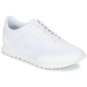 Cipők Női Rövid szárú edzőcipők Lacoste HELAINE RUNNER 116 3 Fehér