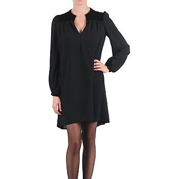 Ruhák Női Rövid ruhák Brigitte Bardot BB43119 Fekete
