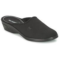 Cipők Női Mamuszok Romika REMO 122 Fekete
