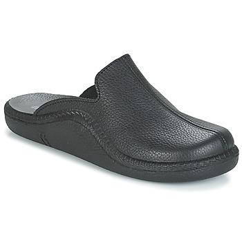Cipők Férfi Mamuszok Romika MOKASSO 202 G Fekete