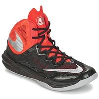 Cipők Férfi Kosárlabda Nike PRIME HYPE DF II Fekete  / Piros