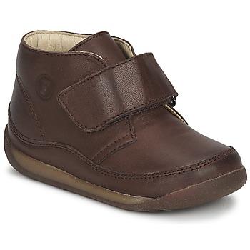 Shoes Fiú Csizmák Naturino  Barna