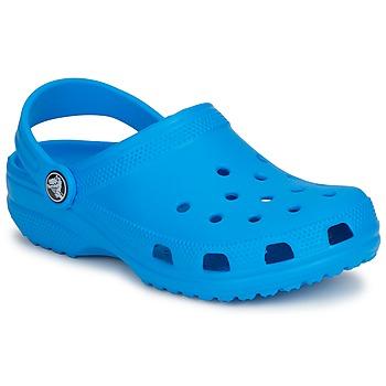 Cipők Gyerek Klumpák Crocs CLASSIC KIDS Kék