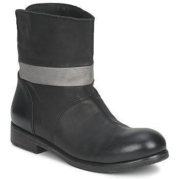 Cipők Női Csizmák OXS RAVELLO YURES Fekete