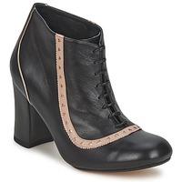 Cipők Női Bokacsizmák Sarah Chofakian SALUT Fekete