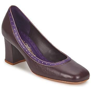 Cipők Női Félcipők Sarah Chofakian SHOE HAT Barna