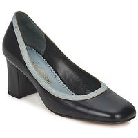Shoes Női Félcipők Sarah Chofakian SHOE HAT Fekete  / ET / Kék / Tiszta