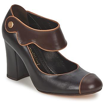 Cipők Női Félcipők Sarah Chofakian DALI Kávé