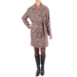 Ruhák Női Kabátok Lola MORANDI IPERYON Bordó