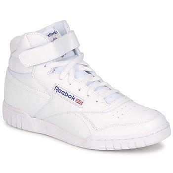 Cipők Rövid szárú edzőcipők Reebok Classic EX-O-FIT HI Fehér