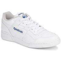 Cipők Rövid szárú edzőcipők Reebok Classic WORKOUT PLUS Fehér