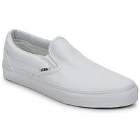 Cipők Belebújós cipők Vans CLASSIC SLIP ON Igaz / Fehér