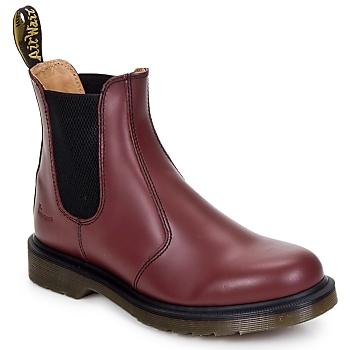 Cipők Csizmák Dr Martens 2976 CHELSEA BOOT Piros / Cseresznye