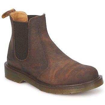 Cipők Csizmák Dr Martens 2976 CHELSEE BOOT Cowboy / Őrült / Ló