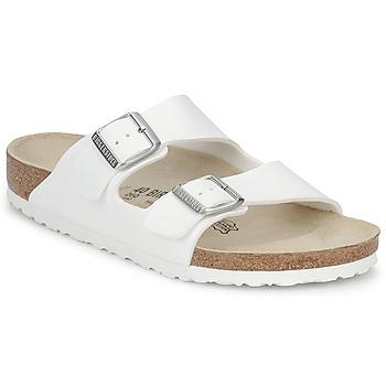 Cipők Papucsok Birkenstock ARIZONA Fehér