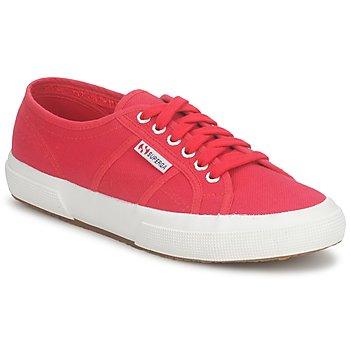 Cipők Rövid szárú edzőcipők Superga 2750 COTU CLASSIC Piros